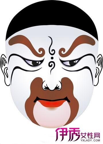 【京剧脸谱手绘】【图】京剧脸谱手绘步骤详解