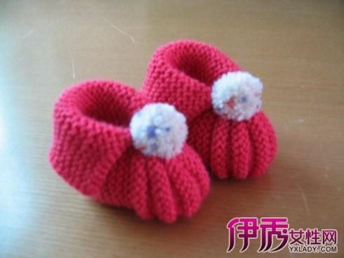 【宝宝鞋的织法和图解】【图】宝宝鞋的织法和
