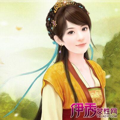 【图】古代美女手绘图片欣赏