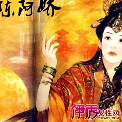 【图】古典美女手绘图片 汉朝后宫嫔妃唯美手绘图