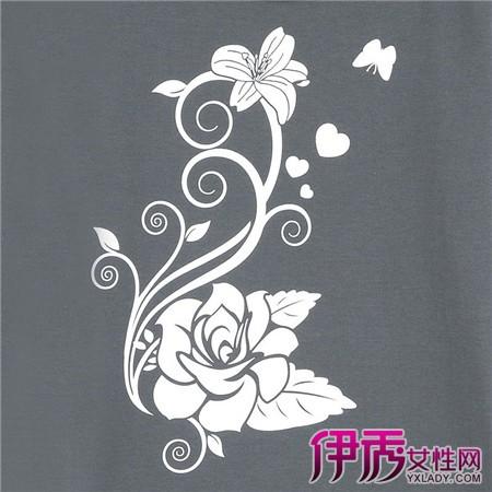 玫瑰花素描简单画法是什么 9个步骤教你画出美丽线条