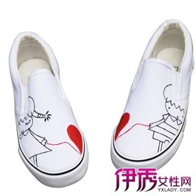 【简单手绘鞋图案】【图】简单手绘鞋图案秀