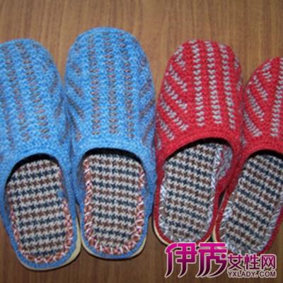 【怎样织双色毛线棉鞋】【图】怎样织双色毛线棉鞋