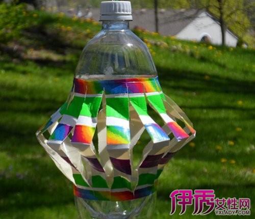 将矿泉水瓶每一面分成四等份(垂直)图片