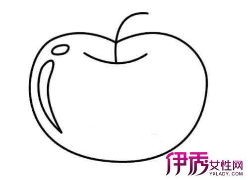 【图】简笔画水果图片大全欣赏 教你5招轻松画好水果画