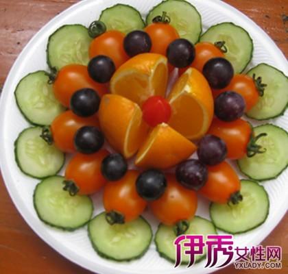 【图】漂亮简单的水果拼盘 简单中有着不一样的惊艳