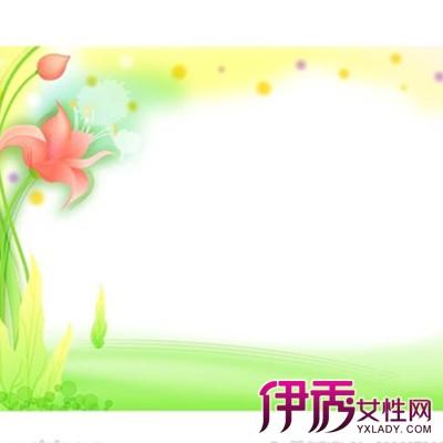 【卡通小清新花边边框】【图】卡通小清新花边边框
