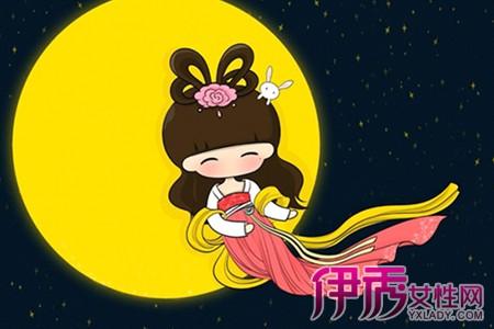 中秋节主题绘画 让娃娃体验快乐中秋