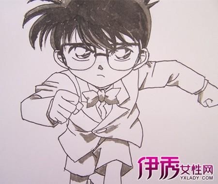 【手绘动漫人物铅笔画】【图】手绘动漫人物铅笔画