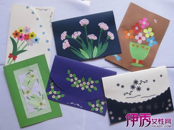 【图】学生手工制作教师节礼物图片