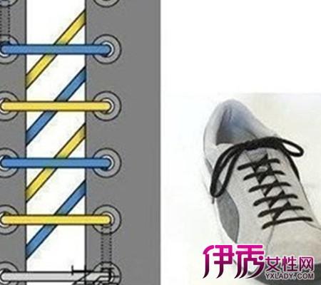 【图】运动鞋鞋带的系法图解大全 详解5种常见鞋带系法图片