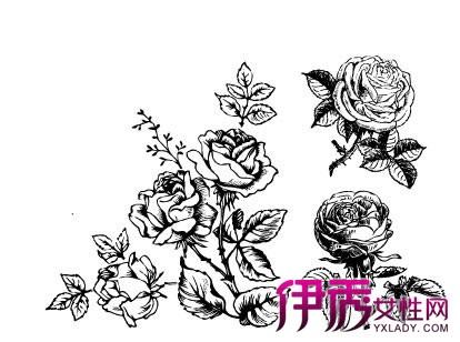 【黑白手绘插画简单】【图】曝黑白手绘插画简单画法
