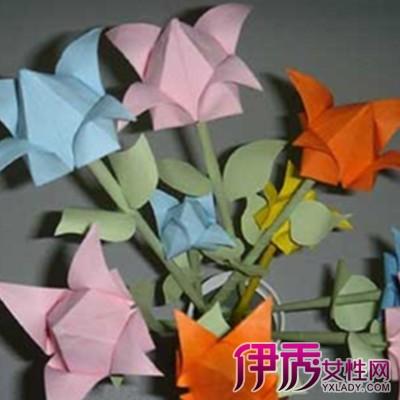 【图】简单纸花的折法图解大全