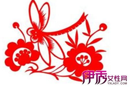 【图】简单花朵剪纸图片欣赏 手把手教你剪出生动的纸花
