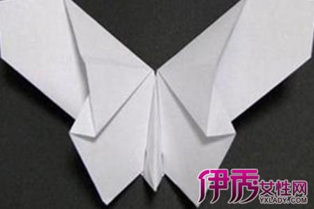 【蝴蝶折纸大全 图解】【图】蝴蝶折纸大全
