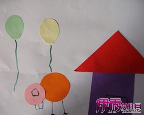 【图】几何图形拼贴画作品展览 揭露拼贴画的类型及制作技巧