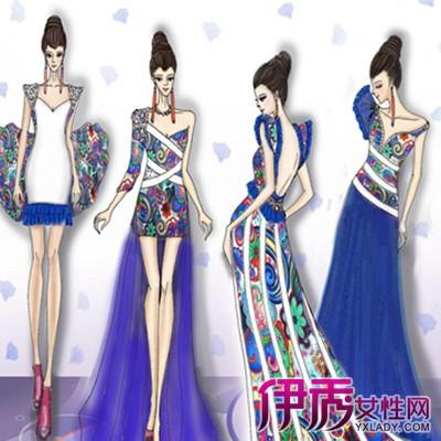 【圖】好看的創意服裝設計圖片 展示了服裝設計的五大原則
