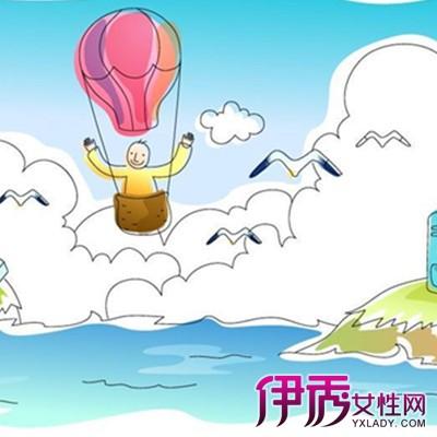【热气球简笔画】【图】热气球简笔画图片欣赏