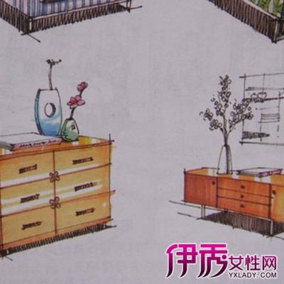 【图】手绘家具单体图片欣赏 让你认识中式手绘家具的特点