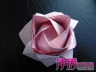 【图】立体玫瑰花折纸图解 两种方法轻松学会