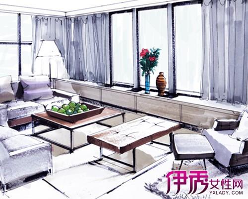 【图】农村客厅手绘效果图简介 5个技巧帮你打造温馨客厅