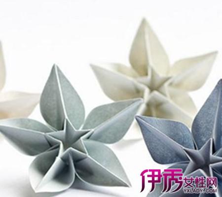 【如何折纸花】【图】如何折纸花步骤图解