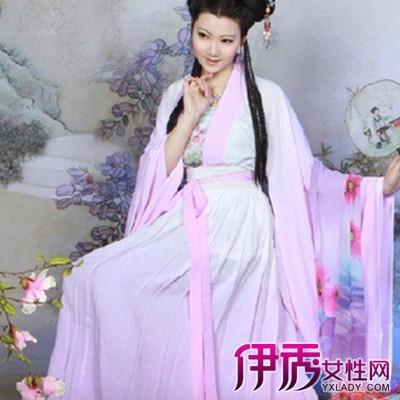【手绘美女古装】【图】经典手绘美女古装服饰
