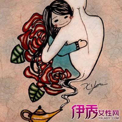 【日本创意手绘插画】【图】日本创意手绘插画欣赏
