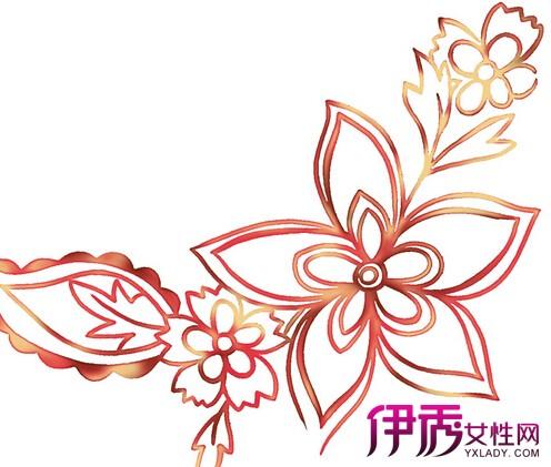 盘点两款手工剪纸花朵做法 让你轻松剪出生动的纸花