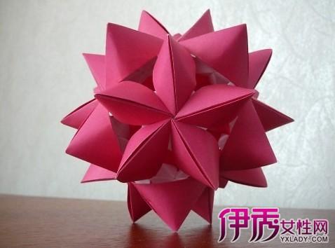 立体花折纸图解步骤 揭秘折纸的技巧运用