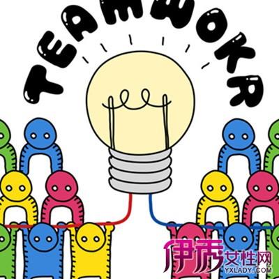 【图】欣赏团队合作创意图片