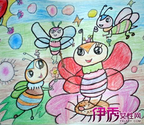 二年级儿童绘画大全_二年级儿童绘画作品图片