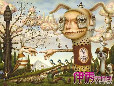 【日本手绘插画壁纸】【图】日本手绘插画壁纸怎样的