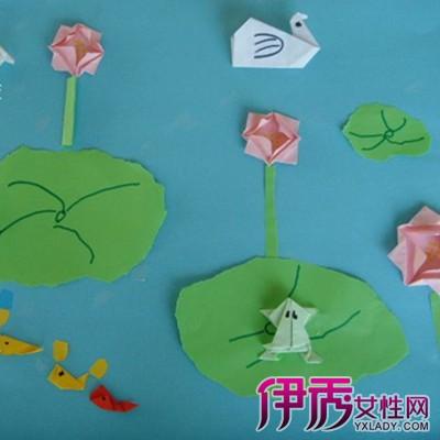【幼儿手工剪纸粘贴画】【图】幼儿手工剪纸粘贴画