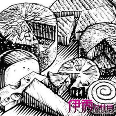 【图】阅览黑白线条手绘插画 更加了解创意手绘