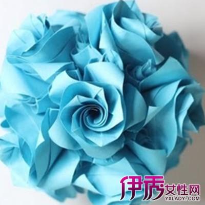 【纸花球的折法图解】【图】欣赏纸花球的折法图解