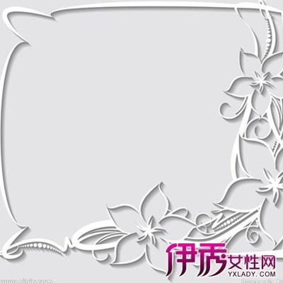 长条花边剪纸教程图解 简易长条花边剪纸_长条花边