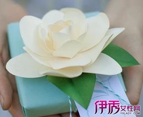 【手工纸花朵制作方法】【图】手工纸花朵制作方法