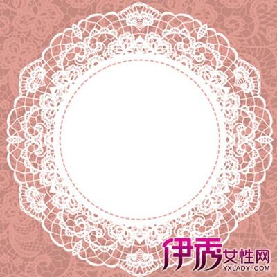 简易长条花边剪纸_简易花边剪纸_长条花边剪纸图案