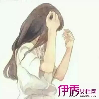 【图】手绘长发女孩背影图片展示 教你不可不知的手绘常识
