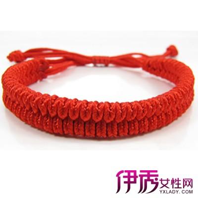 【金戒指红绳缠法图解】【图】好看的金戒指红绳缠