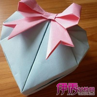 折纸大全图解心形盒欣赏 从2个方面来认识折纸图片