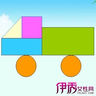 几何图形拼图案大全 三大步教你如何快速拼图图片