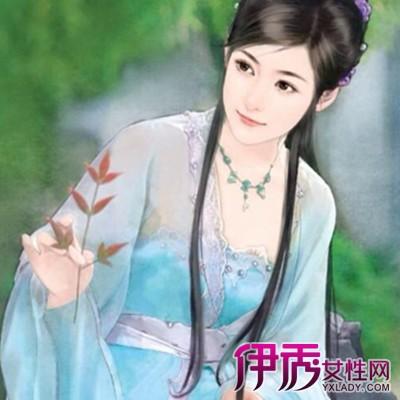 【古装手绘美女】【图】古装手绘美女的图片欣赏