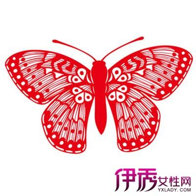 【蝴蝶剪纸步骤图解】【图】蝴蝶剪纸步骤图解大全