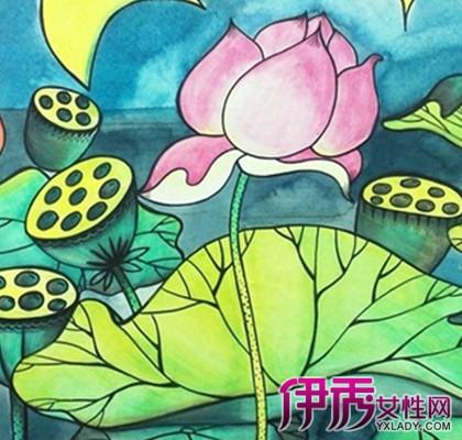 【图】彩铅手绘可爱卡通画 卡通画的特点