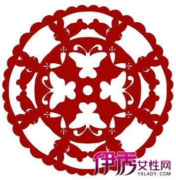 【图】手工剪纸图案大全 学习中国的民间艺术