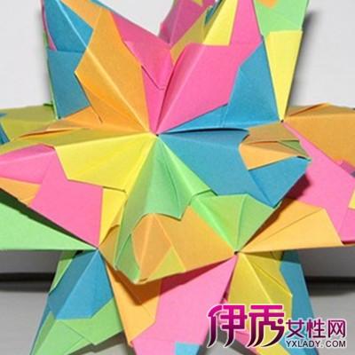 折纸大全的经典图解星星 六种材料让你获得魅力星星