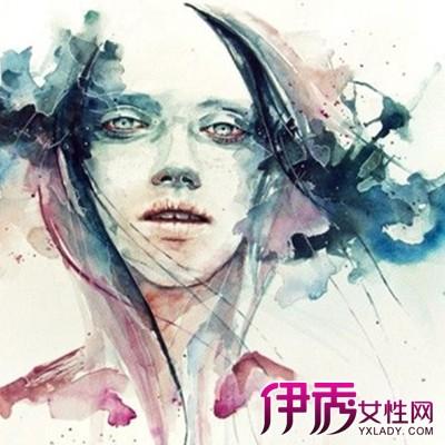 【图】手绘水彩人物图片欣赏 教你水彩画的表现技法