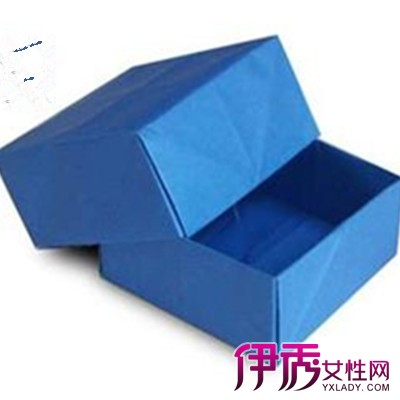 【图】折纸大全盒子图解 教你折出漂亮的爱心纸盒